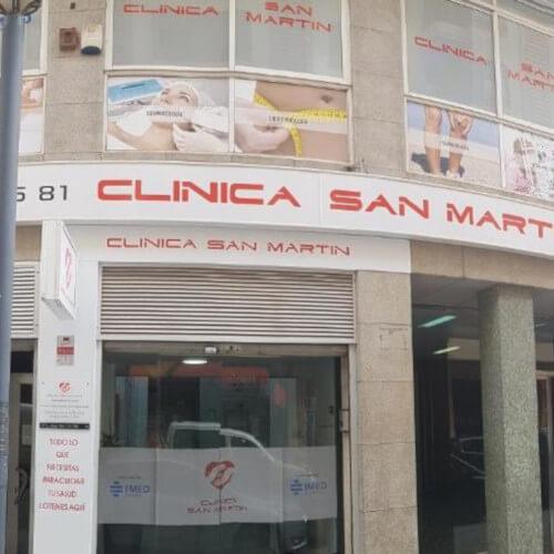 CLÍNICA SAN MARTIN
